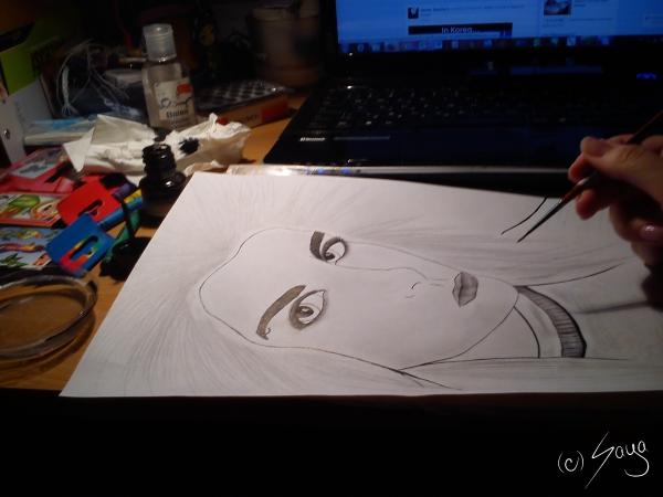 Bill Kaulitz by Saya-Mi